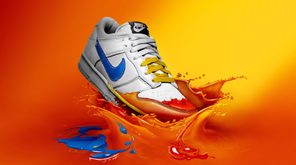 Next Nikes in Augmented Reality