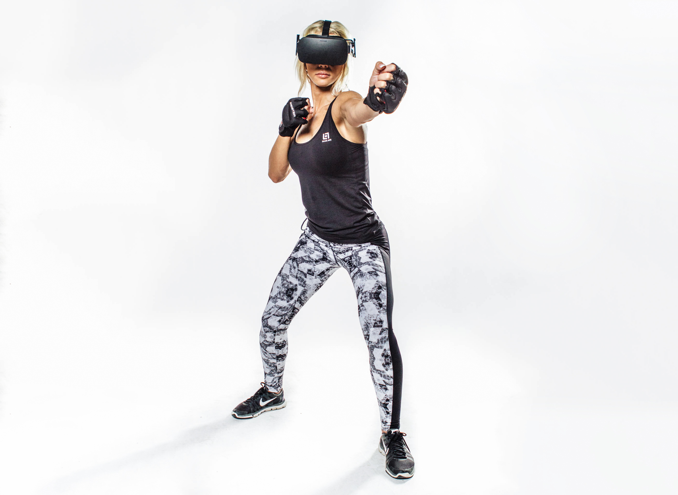 Black Box VR - VR Fitness With Weighted Gloves - VR Fitness