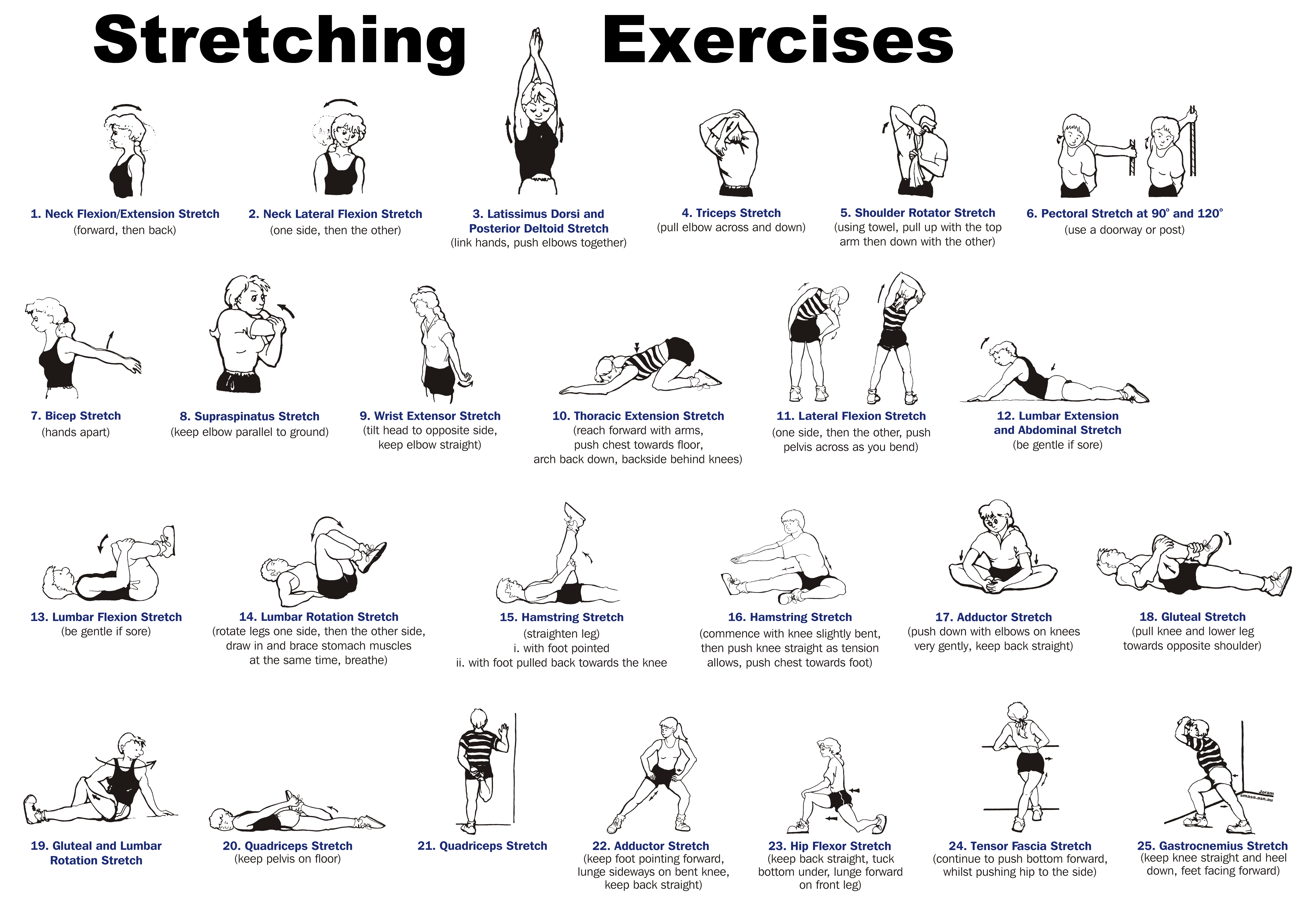 why is stretching important