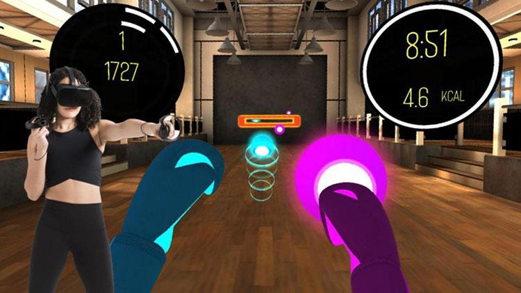 Best VR Fitness Games 2019