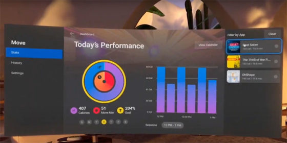 Oculus Move is the New Oculus Quest Fitness Tracker Coming Out Later This Year
