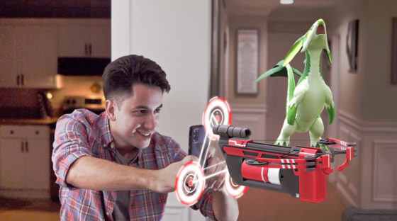 Leap Trigger Is a New AR Shooter Releasing For Mobile This Spring